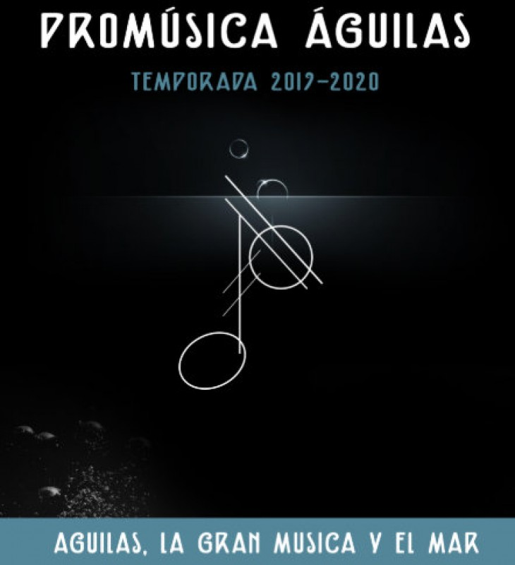 <span style='color:#780948'>ARCHIVED</span> - 2019-20 Promúsica season tickets offer top value classical concerts in the Águilas auditorium