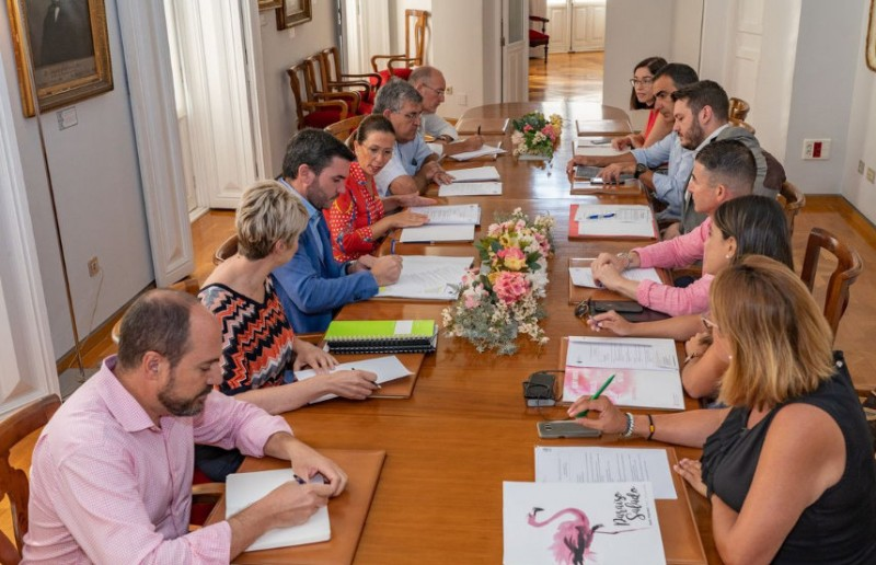 <span style='color:#780948'>ARCHIVED</span> - New forum group convenes in Cartagena to coordinate action to protect the Mar Menor