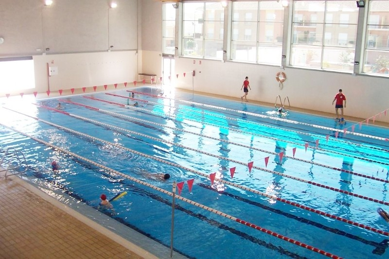 <span style='color:#780948'>ARCHIVED</span> - Aquasports programme Alhama de Murcia Swimming Pool Autumn 2019-2020