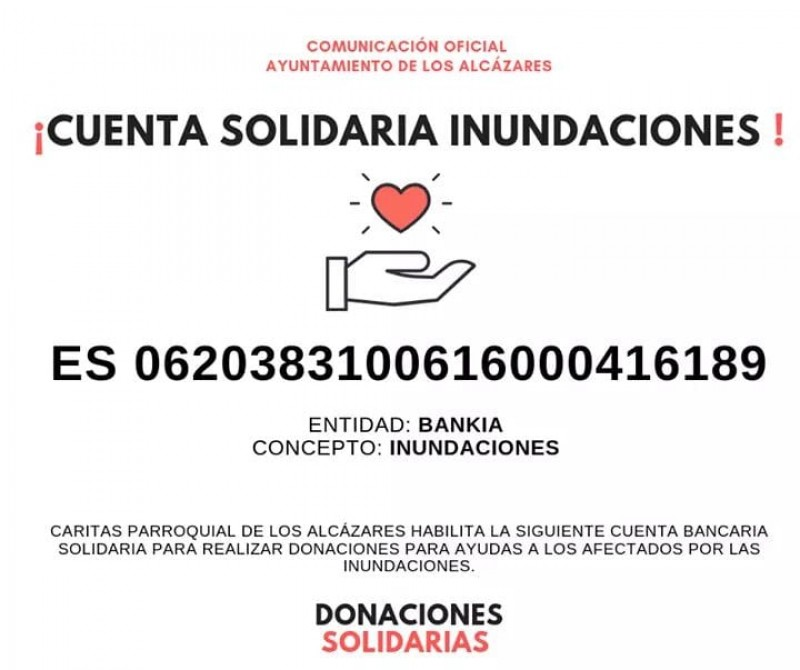 <span style='color:#780948'>ARCHIVED</span> - Gota Fria 2019: Donating via authorised and legal channels