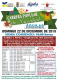 Sunday 22nd December 2019 Águilas Christmas Urban mile running race