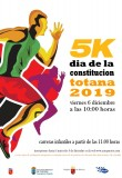 Friday 6th December Totana Constitution Day Running Race