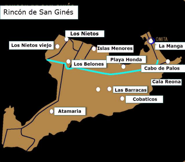 Where is Mar de Cristal