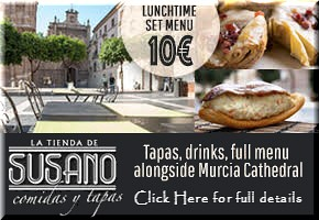 Restaurante La Tienda de Susano Murcia