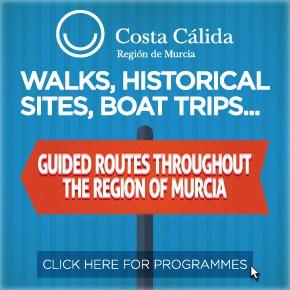 Murcia Turistica Branded Agenda banner 4