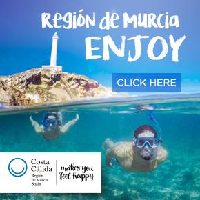 Murcia Turistica Enjoy the Region of Murcia Home page center