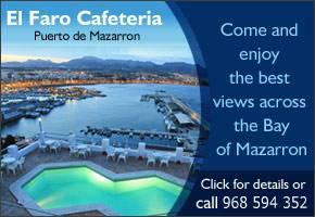 El Faro Puerto de Mazarron